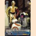 "SW/S49-125 PR ""STAR WARS"" C-3PO&BB-8&R2-D2"
