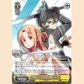 SAO/S51-007 R 《閃光》アスナ&《黒の剣士》キリト