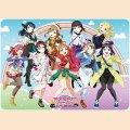 キャラクター万能ラバーマット ラブライブ!サンシャイン!! The School Idol Movie Over the Rainbow Ver.2