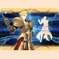 キャラクター万能ラバーマット Fate/Grand Order アーチャー/ギルガメッシュ