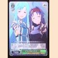 ホロ SAO/SE26-18 C アスナ&ユウキ